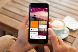 Qatar Airways renueva su App Móvil