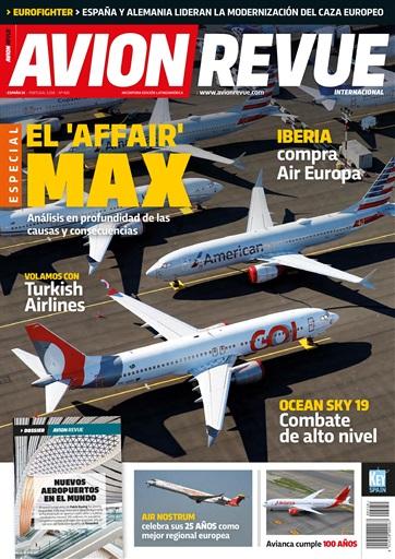 Portada Avion Revue nº450