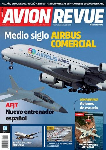 Portada Avion Revue nº462