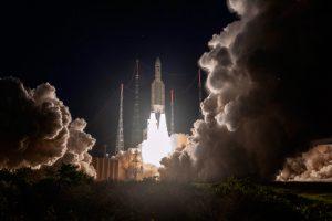 Ariane5, Lanzamiento