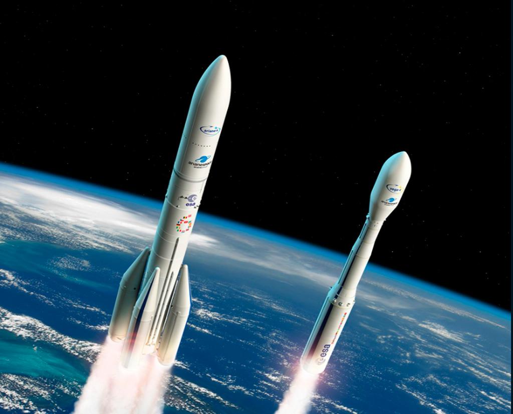 Ariane 6 y  VegaC