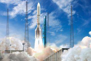 Thales Alenia Space firma un nuevo contrato para el lanzador Ariane 6