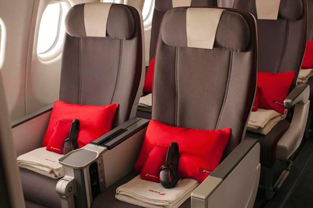 asientos, Iberia, avión