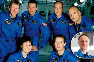 astronautas, esa
