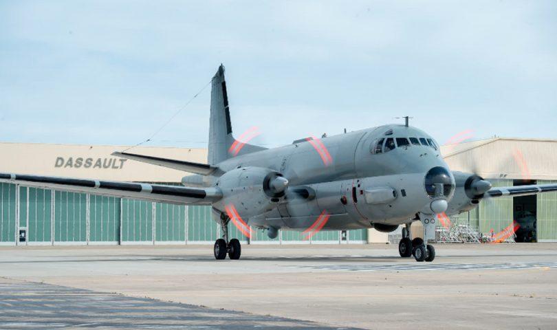 ATL2, patrulla marítima, DGA, Dassault
