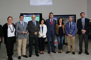 El Centro ATLAS de Jaén acoge una jornada de vuelos drones