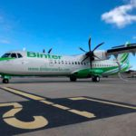 Binter recibe un nuevo ATR 72-600