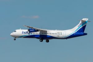 ATR entrega la aeronave ATR 72 número 1000