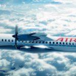 ATR expondrá un ATR 42-600 de Silver Airways en Farnborough