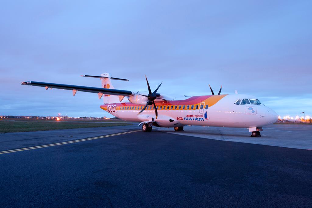 ATR 72-600 de Air Nostrum