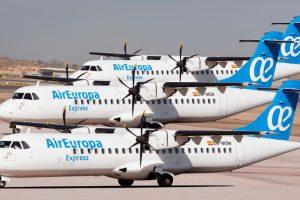 Air Europa inicia sus vuelos interislas Canarias