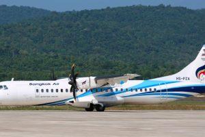 Bangkok Airways firma un contrato por cuatro ATR 72-600 adicionales