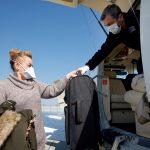 ONG facilita vuelos privados sin coste para sanitarios