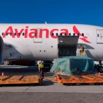 Avianca realiza su primer vuelo de carga en un B-787