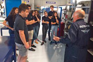 Formación Aeronáutica Integral en la Universidad Rey Juan Carlos