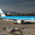 KLM realiza vuelos de repatriación
