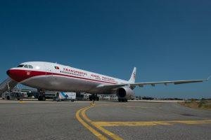 """TAP presenta su nuevo A330 con decoración""""retro"""""""