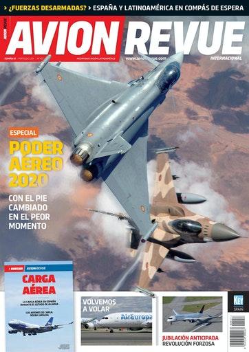 Portada Avion Revue nº457