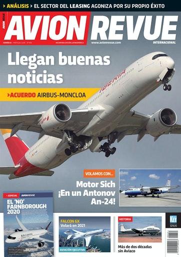 Portada Avion Revue nº459