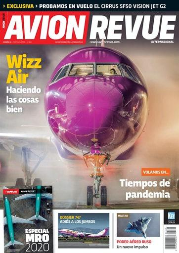 Portada Avion Revue nº460