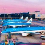 KLM reanuda su red europea de manera gradual