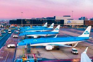 aviones, KLM