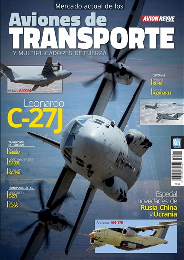 Aviones transporte