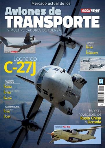 Aviones transporte