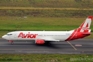 Nuevo Vuelo de Avior Airlines Caracas-Cali