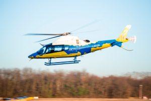 El helicóptero AW109 Trekker obtiene la certificación EASA