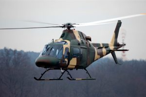 La Fuerza Aérea de Ecuador recibirá cuatro AW119