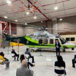 El departamento de bomberos de Miami-Dade recibe un AW139