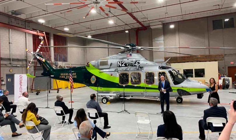 AW139, Bomberos de Miami