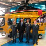 Leonardo entrega su helicóptero AW139 número 1.000