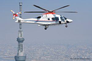 Asahi Broadcasting Corporation elige al helicóptero AW169 para dar cobertura de las noticias en Japón