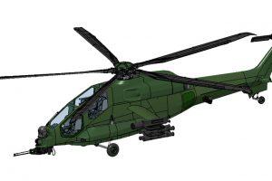 Leonardo y PGZ firman un acuerdo sobre el helicóptero de combate AW249