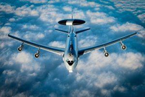 Boeing entregó el último avión AWACS modernizado a la OTAN