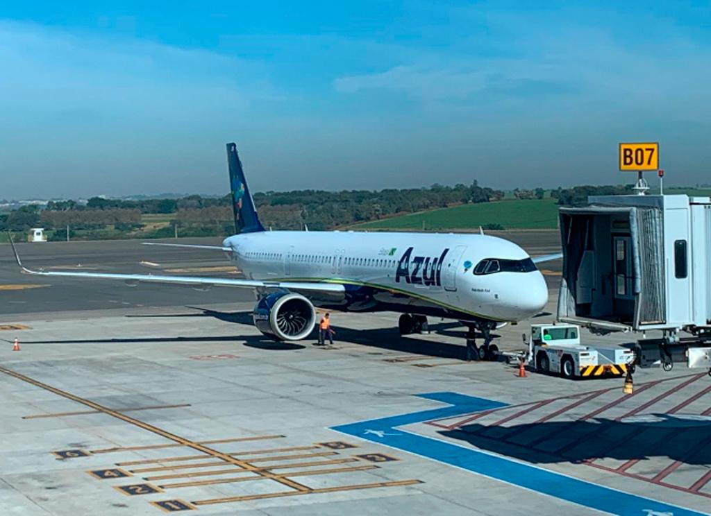 A320, Azul