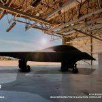 La USAF revela la imagen del futuro bombardero B-21