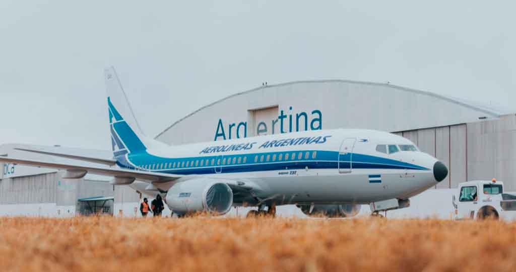 B737NG, Aerolineas Argentinas