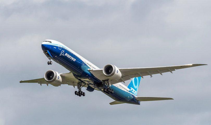 Boeing, B777X, 777X