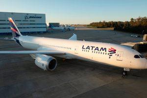 B787 de Latam