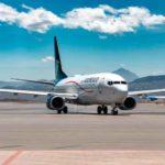 Aeroméxico operará cerca de 11.000 vuelos en diciembre