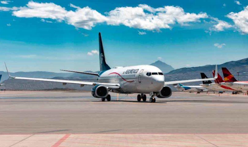 B787, Quito, Aeroméxico