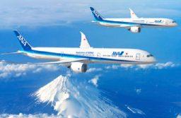 B787, Boeing, All Nipon Airways, ANA