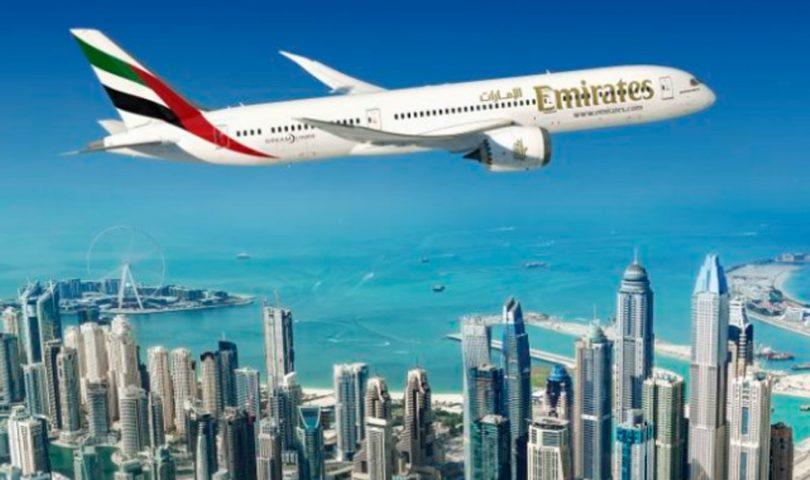B787, Emirates