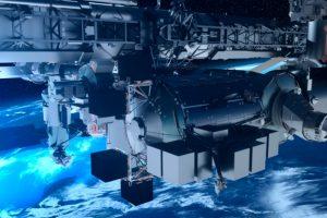 Bartolomeo, Airbus Space Systems, ISS, Estación Espacial Internacional