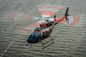 El helicóptero Bell 407GXI recibe la certificación china