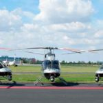 Bell entregó tres Bell 407 GXis a la policía polaca
