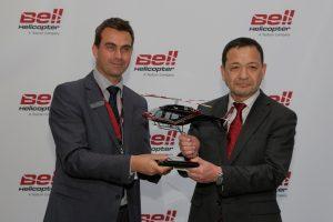 Nakanihon Air Service firma un acuerdo para la compra de dos Bell 429s
